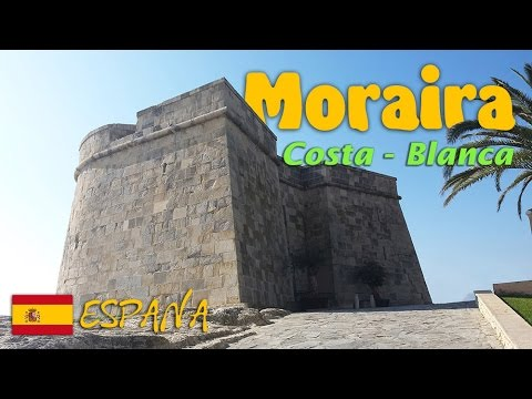Moraira, Costa-Blanca (Spain, Espana)