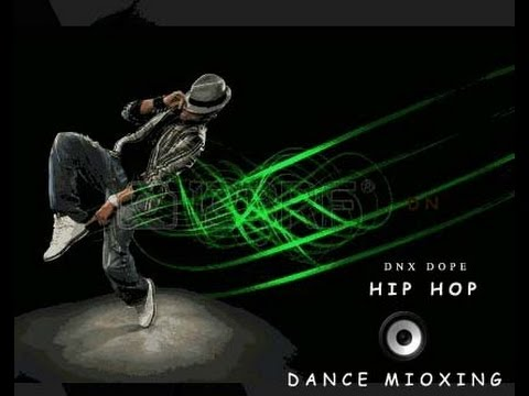 DXN HIP HOP DANCE BEAT | THE DOPE MUSIC