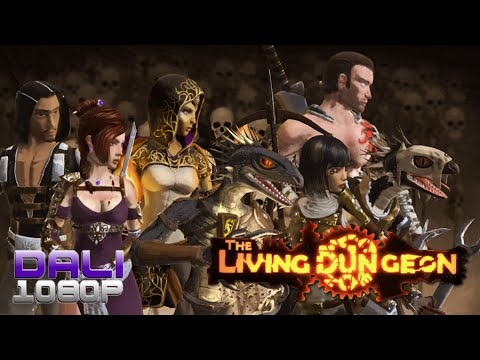The Living Dungeon PC Gameplay 60fps 1080p