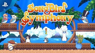Songbird Symphony - Musical Trailer | PS4