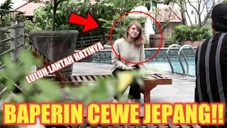 BAPERIN CEWE JEPANG!!! BAPER SAMPAI LULUH LANTAH HATINYA