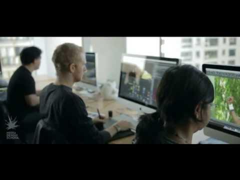 Video Walkthrough - Media Design School