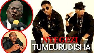 BREAKING: Basata WAMEURUDISHA Tena Wimbo NYEGEZI Wa Rayvanny ft Diamond Platnumz Youtube