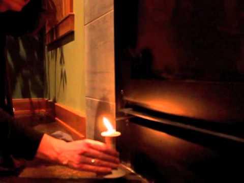 drafty fireplace