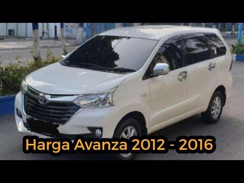 61+ Gambar Mobil Avanza Bekas 2012 Terbaru
