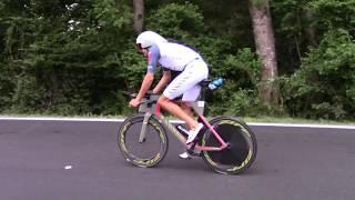 Jan Frodeno Ironman 2017 2. R. Labe Tschachoritsch