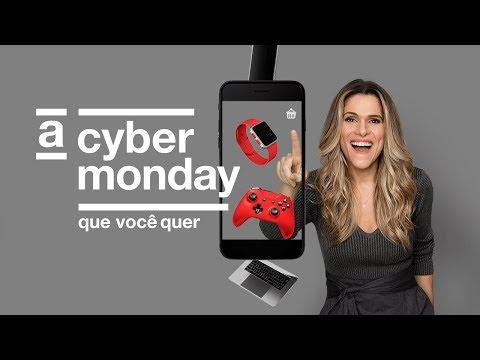A Cyber Monday que você quer tá na Americanas.com
