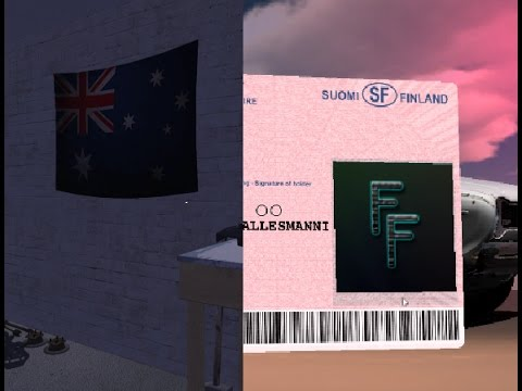 HOW TO: My Summer Car - Change Flag in Garage and Mugshot Image