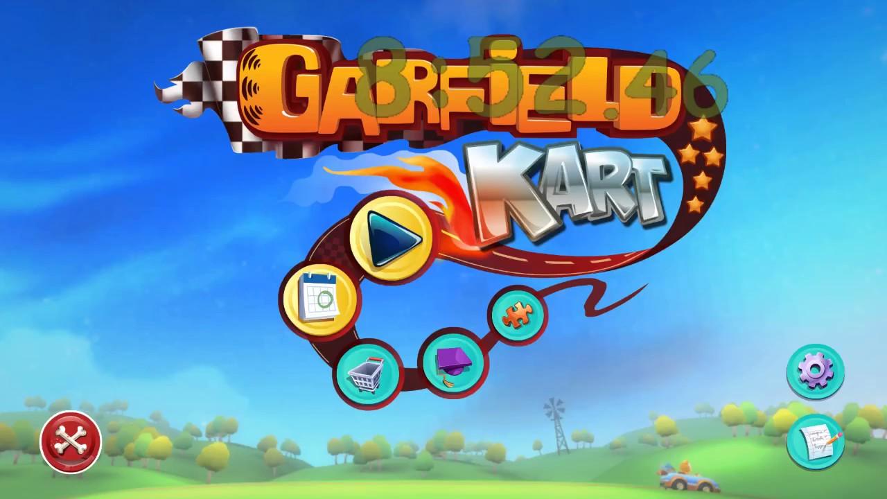 Garfield Kart (All Cups All CCs): 1:59:15