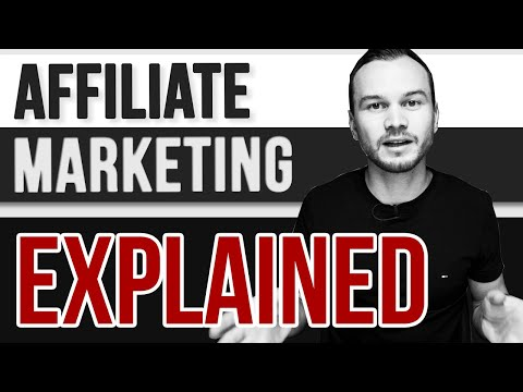 What Is AFFILIATE MARKETING And HOW DOES IT WORK in 2020