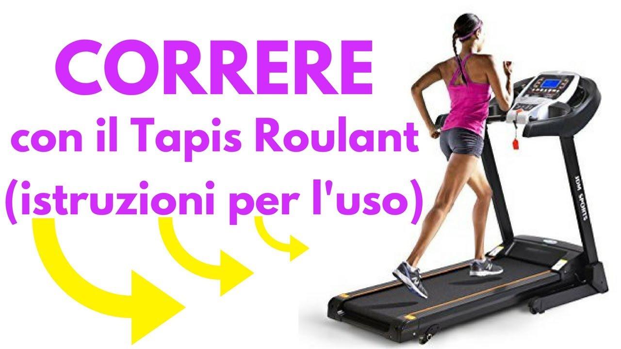 perdere peso con lallenamento a intervalli del tapis roulant