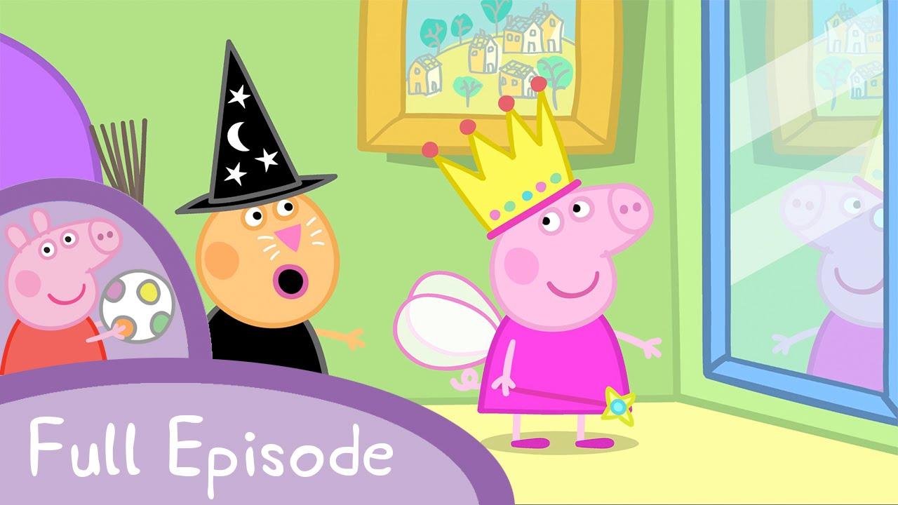 Peppa Pig Fancy Dress Party Full Episode