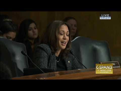 Sen. Kamala Harris Compares ICE To The KKK