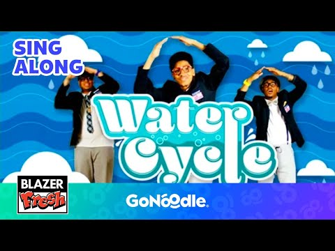Water Cycle  Blazer Fresh  Science   GoNoodle
