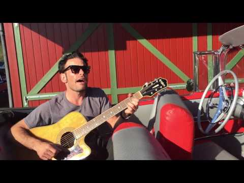 Ry Bradley  You Me and the Music  Original Song  57 Chevy Bel Air