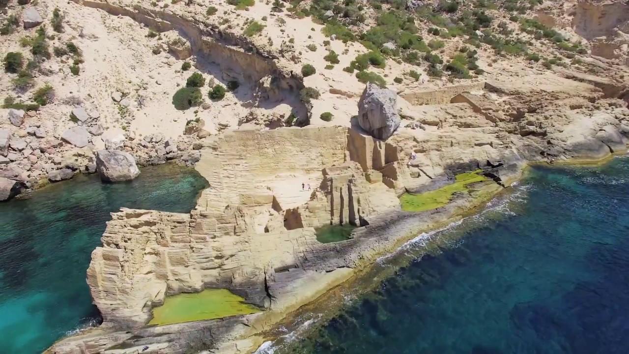 Atlantis - Ibiza Magic Spots [Drone Video]