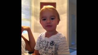 boots 'chutes: 82nd Airborne Song for a 19mo old