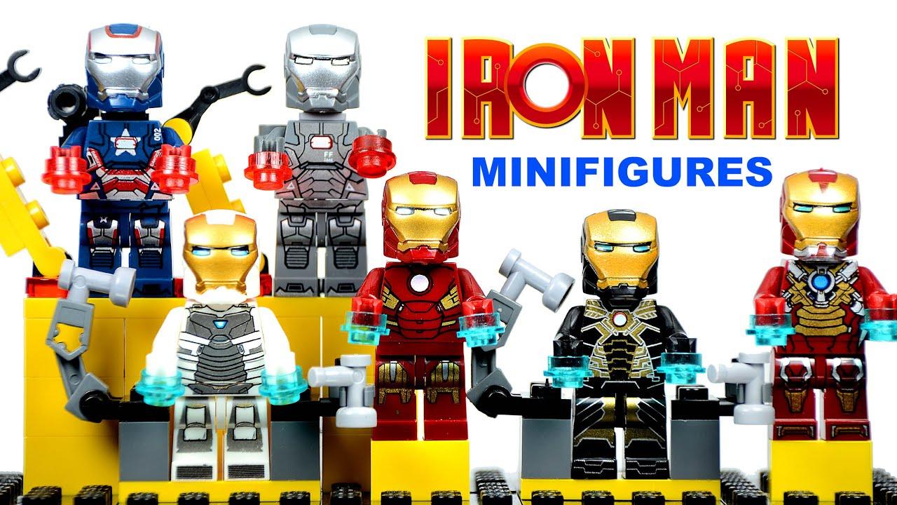 Lego Ironman Robot Suit | www.imgkid.com - The Image Kid ...