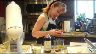 Sarah Grace Loving Food - Chocolate Banana Muffins  How To Cook For Kids
