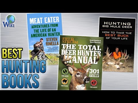 10 Best Hunting Books 2018