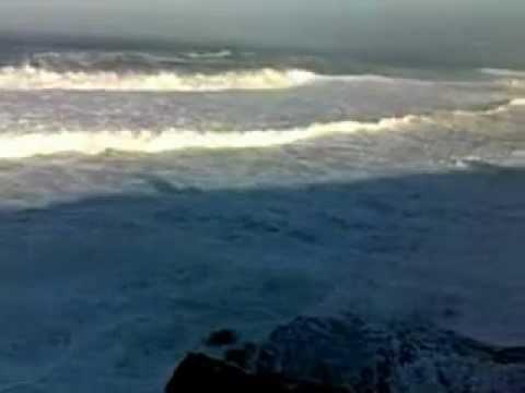 Praia das Maçãs a caminho da Azenhas do Mar