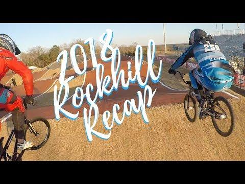 Usabmx 2018 Rockhill Carolina Nationalas recap Jeremy Smith & Will Grant