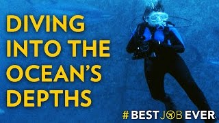 Exploring the Ocean for Sixty Years | Best Job Ever