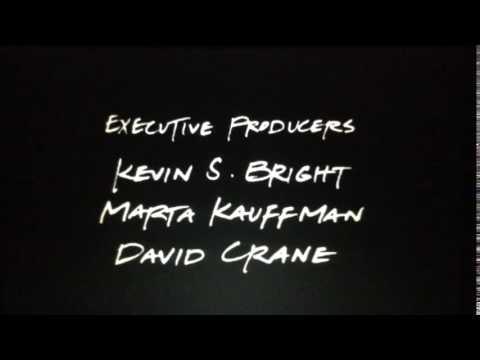Executive Producers Kevin s. Bright Marta Kauffman David Crane