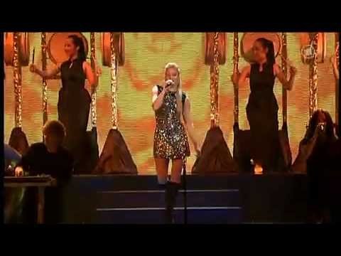 Shakira - Did it Again - Bambi 2009 [HQ]