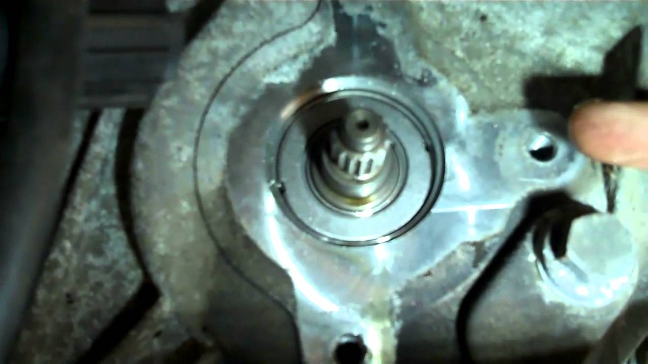 How to fit the transfer box motor to the Range Rover L322 /
