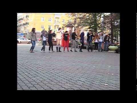 Флешмоб AIESEC Krasnoyarsk 2