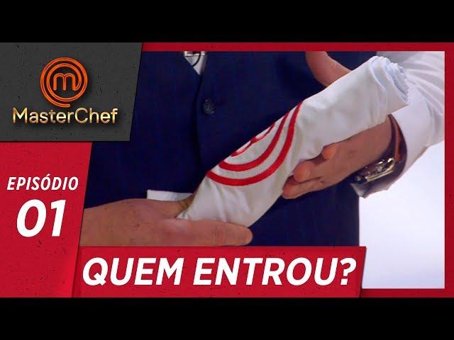 QUEM GANHOU O AVENTAL? | EP 01 | TEMP 06
