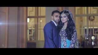 khuram & Fara  walima trailer (Sun Saathiya romantic song )