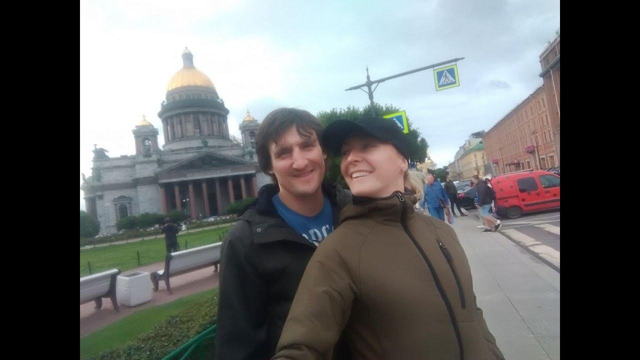 Автопутешествие Москва Норвегия 2019 часть 1