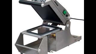 BARQ160 tray sealer