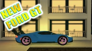 [Roblox: Vehicle Simulator] AMAZING NEW 2017 FORD GT