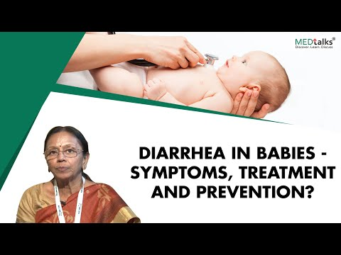 Diarrhea in Babies Symptoms, Treatment and Prevention? | Dr. Rajalben Prajapati | Medtalks