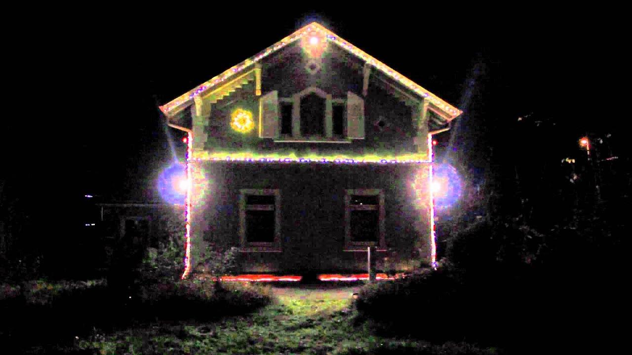 Slayer Weihnachtsbeleuchtung.Musicboxdancer Weihnachtsbeleuchtung 2011