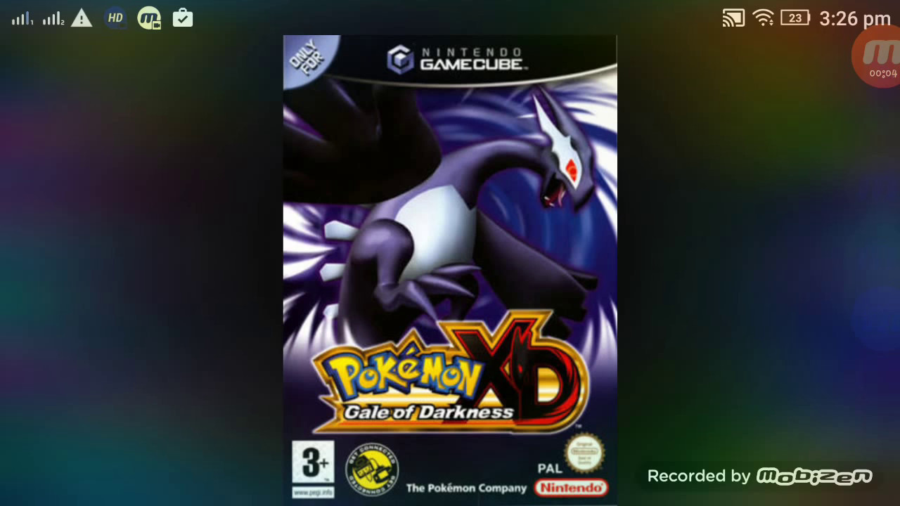 GAMECUBE XD TÉLÉCHARGER POKEMON