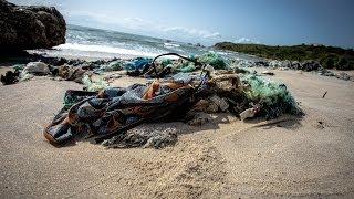Müllküste statt Goldküste: Ghanas Strände versinken im Müll