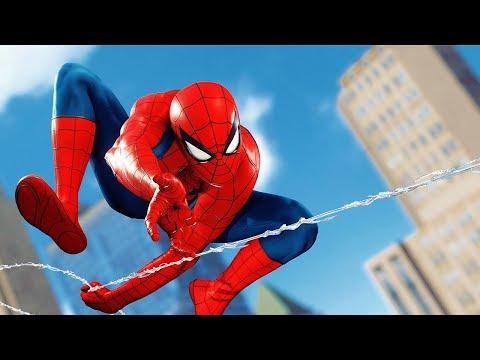 ВОЛОДЯ НАДАВАЛ ТУМАКОВ ПЛОХИШАМ в Человек Паук на PS4 Прохождение Marvel Spider Man ПС4