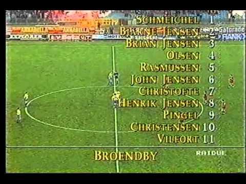 AS Roma 2-1 Brondby {24.04.1991}