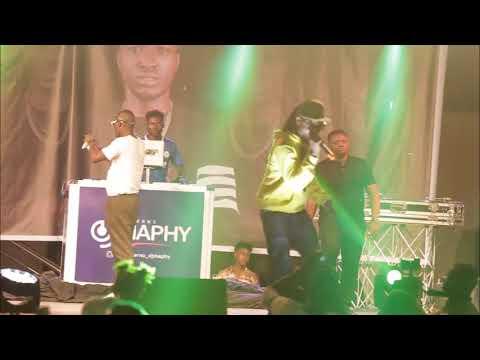 Download AFRICAN CHINA @ DJ MUAPHY CONCERT Festac