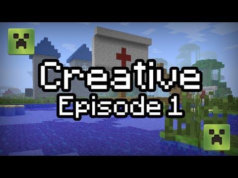 Minecraft Xbox 360   Creative Mode : Episode 1