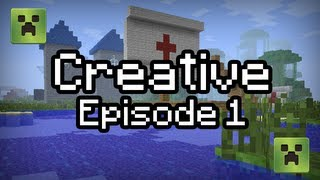 Minecraft Xbox 360 | Creative Mode : Episode 1