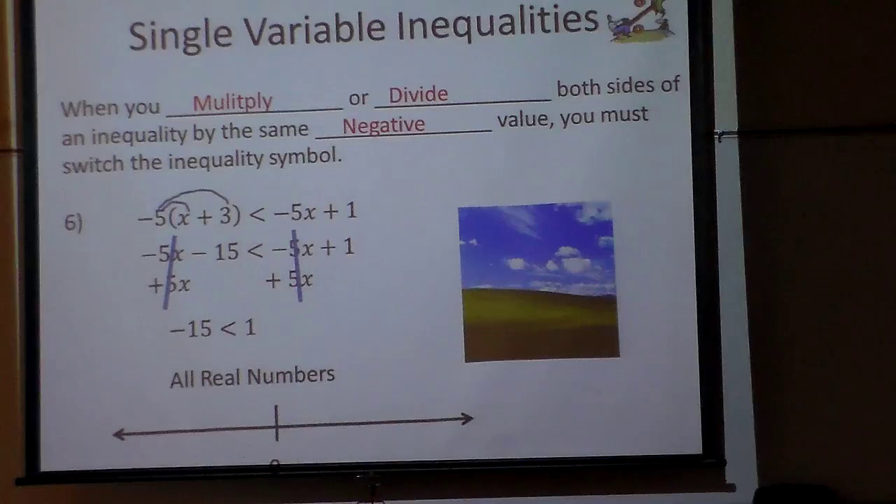 Inequalities all real numbers youtube inequalities all real numbers buycottarizona