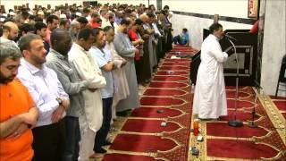 Shalat Taraweeh & Witr led by Sheikh Nabil Salaam