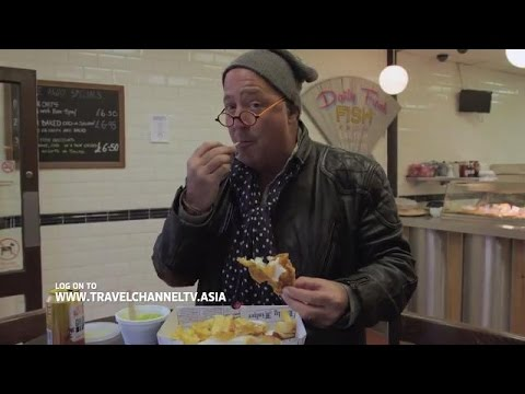 Andrew Zimmern: Driven By Food  Travel Channel