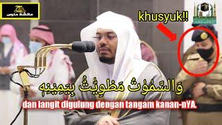 Download SHEIKH YASSER AL-DOSARI SURAH AZ-ZUMAR AYAT 60-75||murottal indah