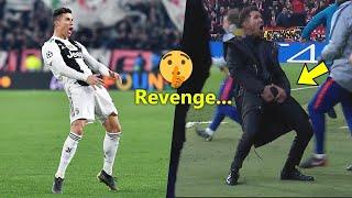 Best Revenge Moments in Football - Cristiano Ronaldo, Messi, Neymar, İbrahimović | 2019